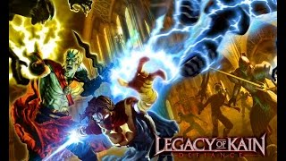 Legacy of Kain Defiance Longplay part I