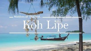 "Koh Lipe aka ""Maldives of Thailand"" 2016 [GoPro 4 Silver & Sony A6000]"
