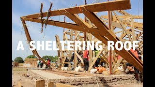 ONE YEAR LATER // A SHELTERING ROOF