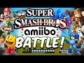 SSBU: Amiibo Battle! - Episode 1 -