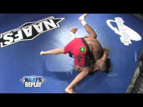 "Jerrell ""Thundercat"" Hodge vs. Cody ""No Love"" Garbrandt on GFL.tv"