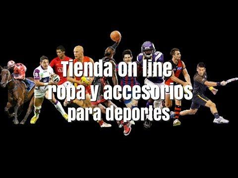 e0fc144da146f La mejor tienda on line para comprar ropa deportiva - YouTube