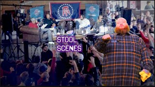 Action Bronson Almost Slams Blogger Through Table Before Storming Out of Interview -Stool Scenes 205