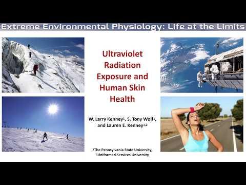 Ultraviolet Radiation Exposure And Human Skin Health