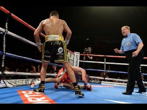 Scott Quigg vs Stephane Jamoye Full Fight