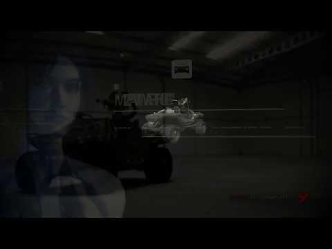 The Spartan, Cortana + The Warthog. (Unique Creative Cinematic Halo Mini Movie)