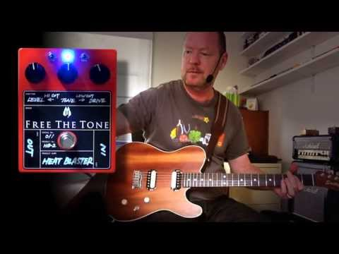 Free The Tone : HEAT BLASTER HB-2