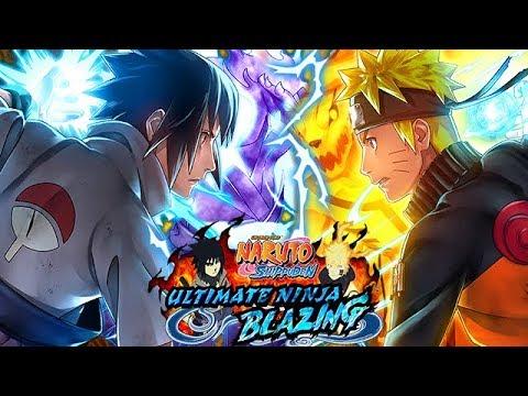 900 Pearls On 2nd Anniversary Banners! Naruto Ultimate Ninja Blazing