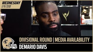 "Demario Davis: ""We gotta be firing on all cylinders"" 