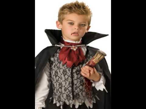 kids v&ire costume ideas  sc 1 st  YouTube & kids vampire costume ideas - YouTube