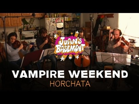 Vampire Weekend - Horchata - Juan's Basement