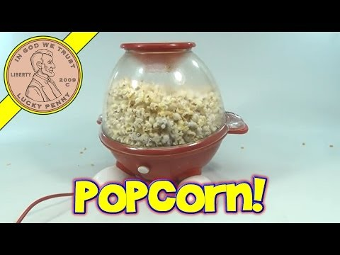 Disney Mickey Mouse Back To Basics Theater Style Popcorn Popper
