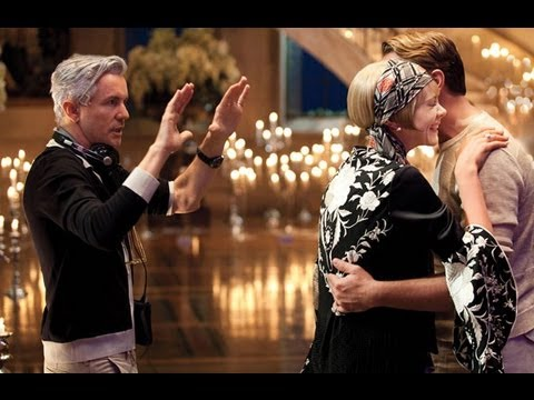 The Great Gatsby - Leonardo DiCaprio, Baz Luhrmann and Carey Mulligan on The Great Gatsby