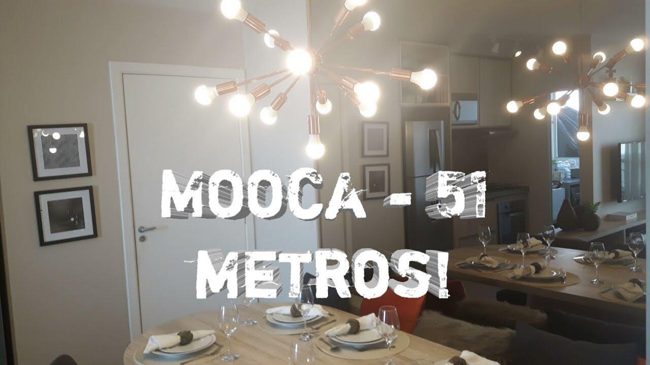 Apartamento 45 Metros Quadrados Decorado Apartamento Decorado Sala  -> Modelo De Forro Rebaixado Em Apartamentos 51M2