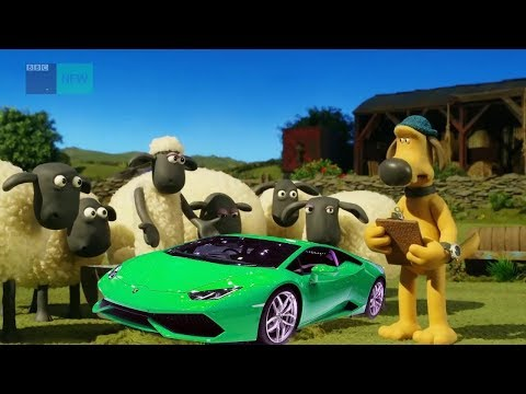 नई] शॉन भेड़ 2019 - Shaun the Sheep 2019 Hindi Best Funny ...