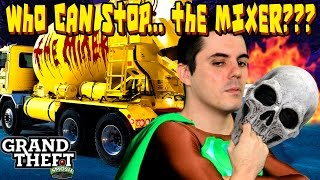 Gambar cover BEING SUPER VILLAINS IN GTA 5 (Grand Theft Smosh)