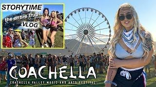 THE ENTIRE TRUTH ABOUT THE COACHELLA 2019 EXPERIENCE (STORYTIME TEA)