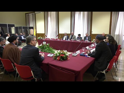 Abrahamic religious leaders' peace efforts in troubled countries