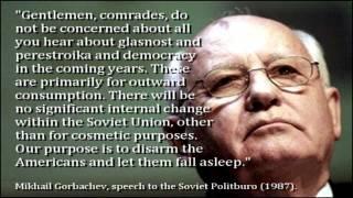 Alan Watt - Exposing Mikhail Gorbachev