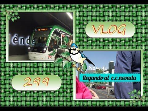VAMOS AL C.C. NEVADA EN METRO Y OS CUENTO COSITAS /  VLOG 299 - Lajo2006