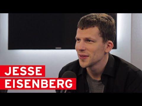 Jesse Eisenberg thinks emojis are ridiculous! | heat