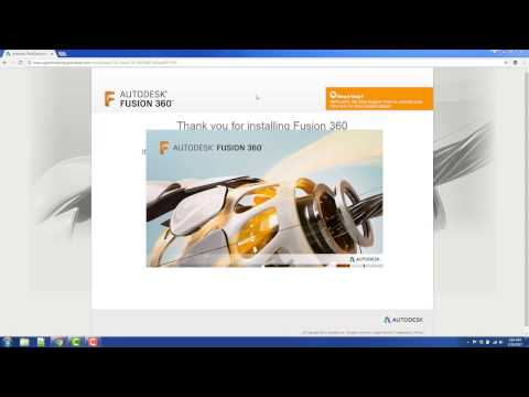 Installing Autodesk Fusion 360 with Licensing for Enthusiasts