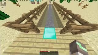 FAST-BRIDGE SCRIPT - Minecraft Auto-Bridge