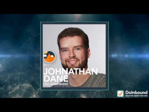 How to Scale Your Agency to 300K a Month in 2 Years with Johnathan Dane