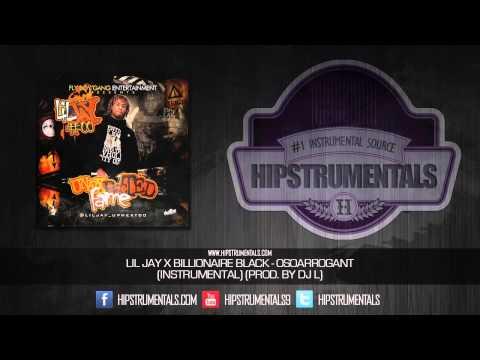Lil Jay X Billionaire Black - OsoArrogant [Instrumental] (Prod. By DJ L) + DOWNLOAD LINK