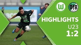 VfL Wolfsburg U23 - VfB Lübeck 1:2 I U23 Highlights