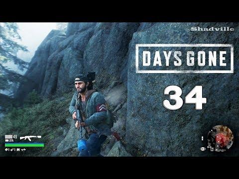 Пещера Клыкачей ▬ Days Gone. Жизнь после Прохождение #34