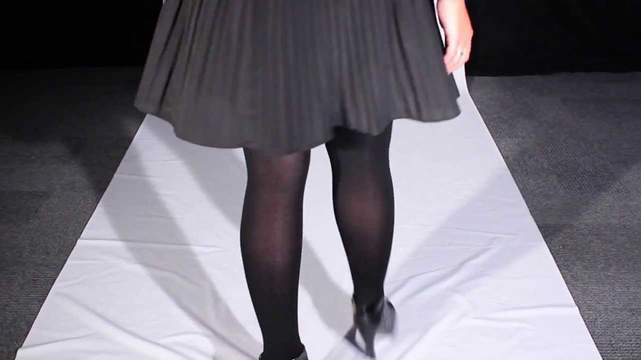 7af0bf0dcce Silky 140 Denier Fleece Lined Tights - YouTube