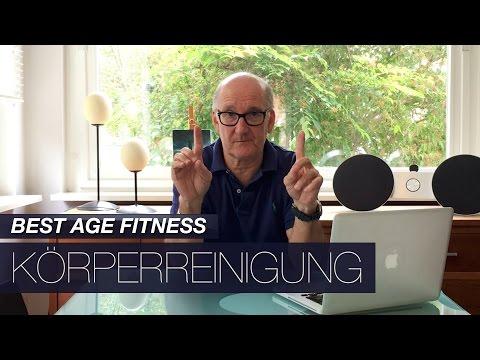 Best Age Fitness | Körperreinigung durch Glaubersalz und saubere Ernährung