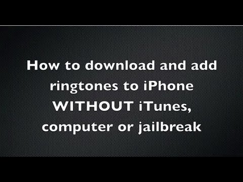 download iphone ringtones how to and add free ringtones to iphone without 10514