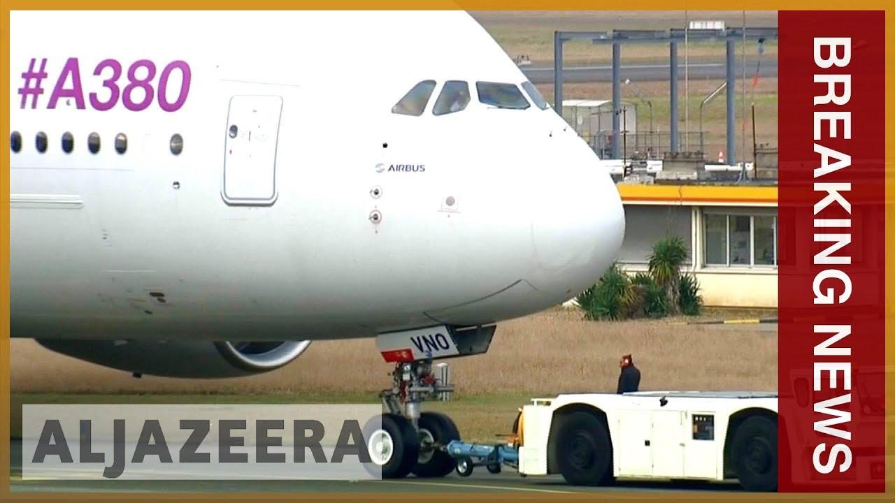 ✈️ Analysis: Airbus to stop A380 superjumbo jet production l Al Jazeera  English