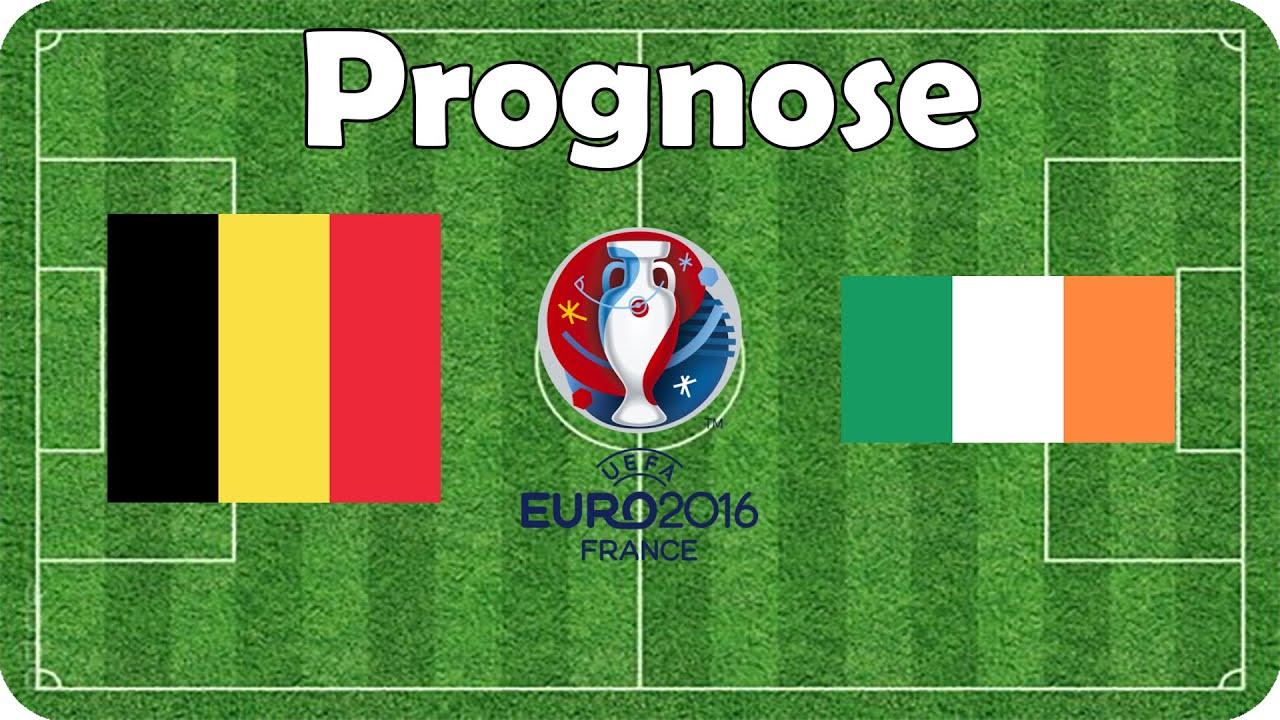 Belgien Irland Prognose