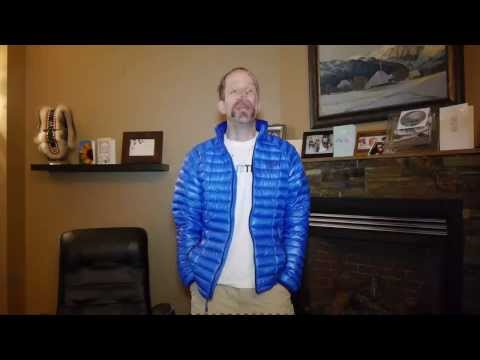 f02b8a5298b Mountain Hardwear Ghost Whisperer Jacket Tested + Reviewed - YouTube