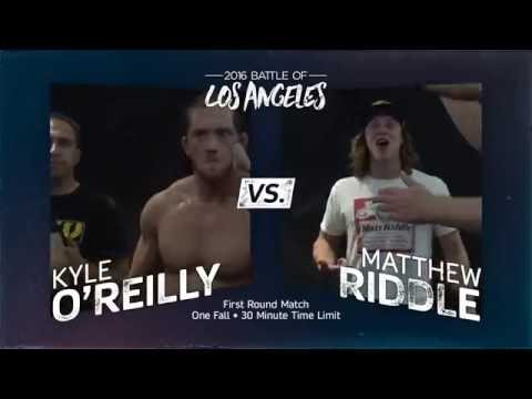 PWG - Preview - 2016 Battle of Los Angeles - Stage Two