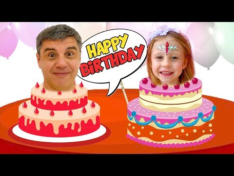 Nastya and Birthday Party! Birthday Video Collection with friends