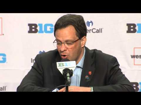 Indiana vs. Illinois BTT Postgame Press Conference