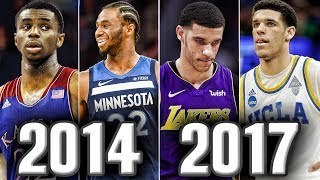 The Most Hyped Player From Each Of The Last 5 NBA Drafts | Where Are They Now?