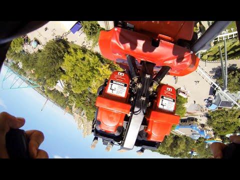 flight-deck!-roller-coaster-pov---canada's-wonderland---vaughan,-ontario