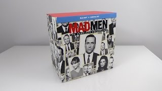 [Unboxing] Mad Men: The Complete Collection