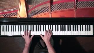 Bach Sinfonia No.4 - P. Barton, FEURICH Harmonic Pedal piano
