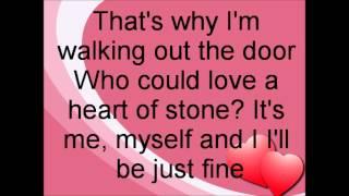 Heart of stone: Winx club lyrics