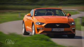 Make America great again! | Ford Mustang GT Cabrio 2018 | der Test