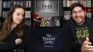 The Twilight Zone - Official Trailer Reaction / Review