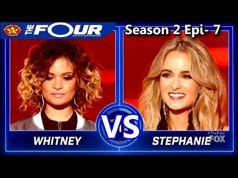 Whitney Reign Vs Stephanie Zelaya Comeback Challenge The Four Season 2 Ep. 7 S2E7