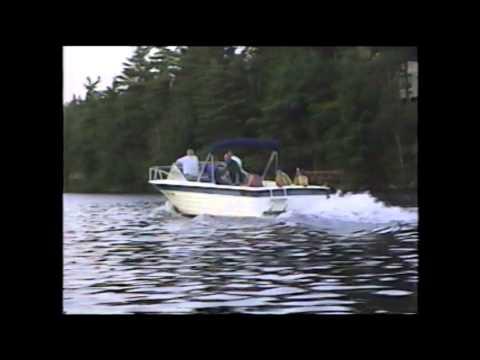 '06 Penn Yan Maiden Voyage Trout Lake