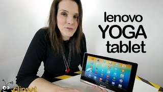 Lenovo Yoga Tablet review Videorama